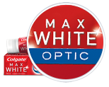 Dentifrice blanchissant Colgate Max White Optic