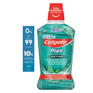 Colgate Plax Soft Mint