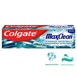 Dentifrice Colgate<sup>®</sup> Max Clean